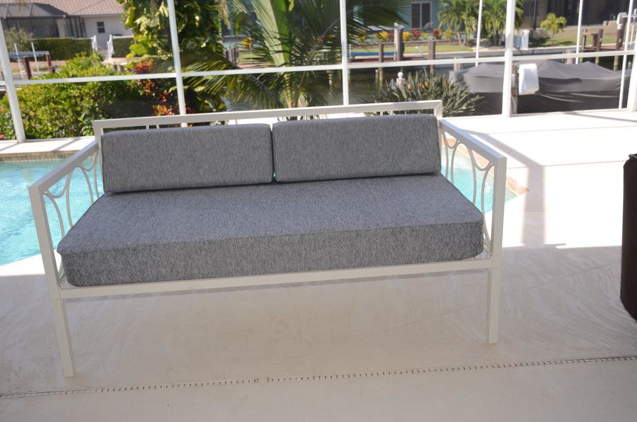 Daybed Matching Tailored Fitted Cover twin (COMPLETE SET ...