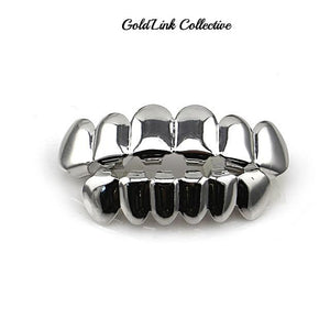 Silver Grill Set