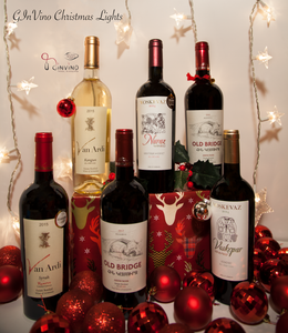 GInVino Armenian Christmas Lights Box Offer