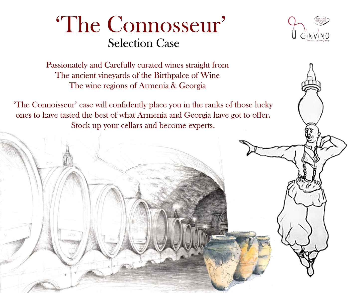 'The Connoisseur' Case