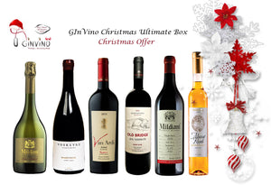 GInVino Christmas Ultimate Box Offer