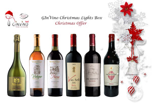 GInVino Christmas Lights Box Offer