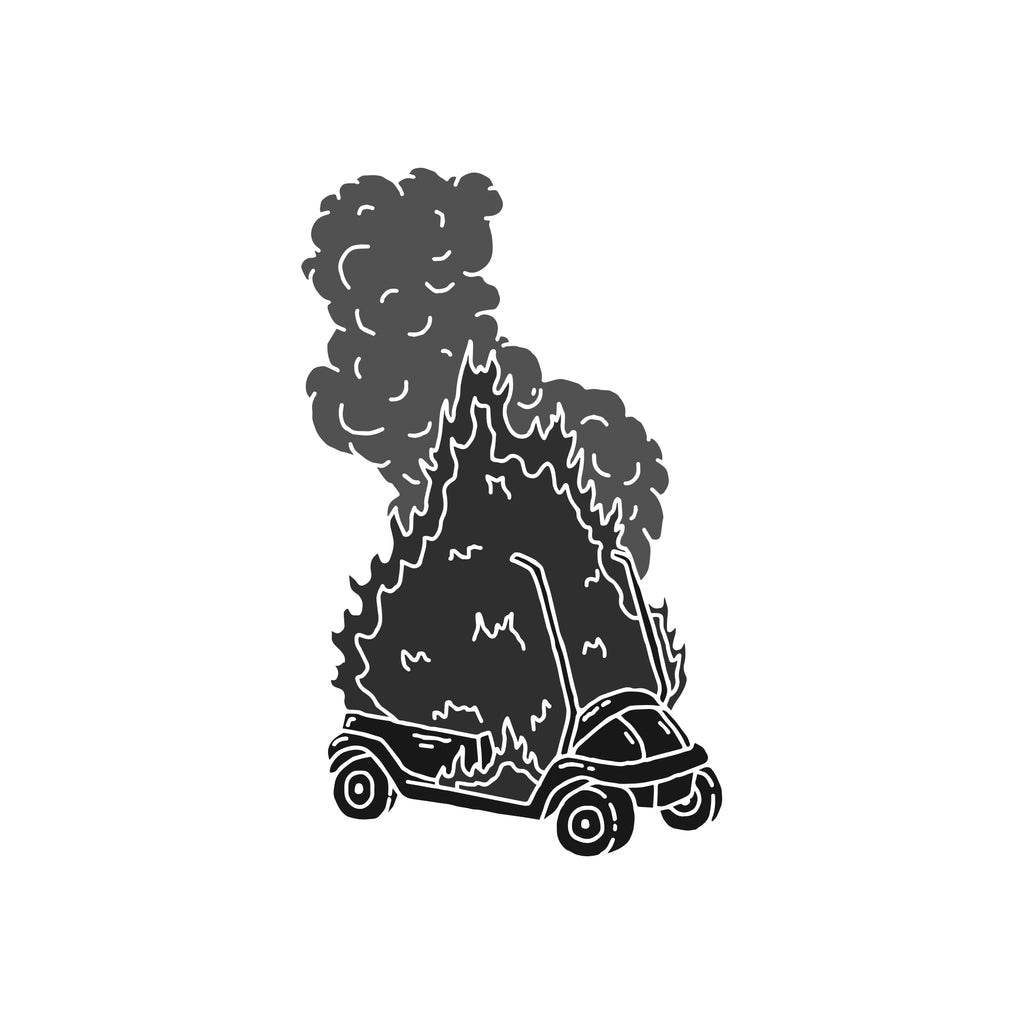 BURNING CART SOCIETY