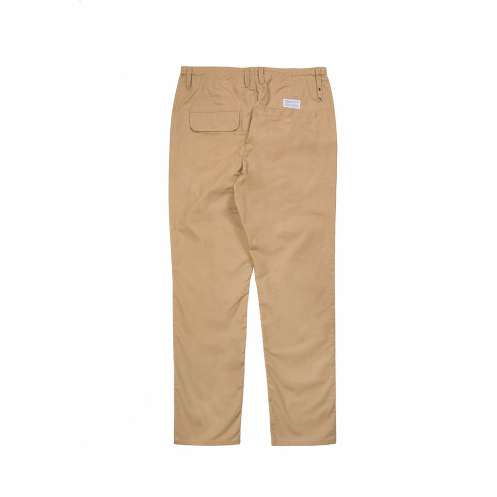 PUBLISH STEEL PANT (KHAKI)