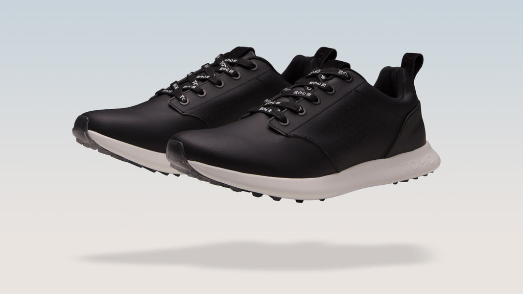 TOMO GOLF VOL. 1X MENS SHOES (BLACK)