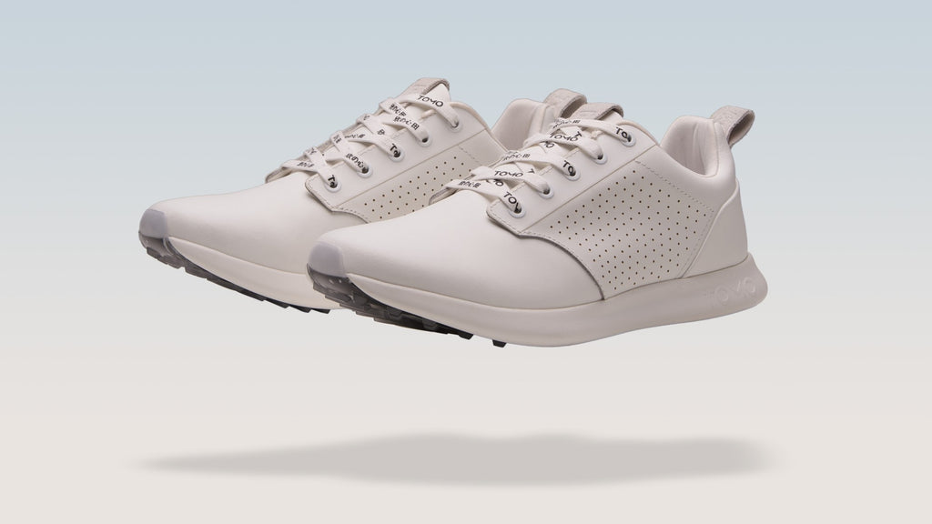 TOMO GOLF VOL. 1X MENS SHOES (WHITE)
