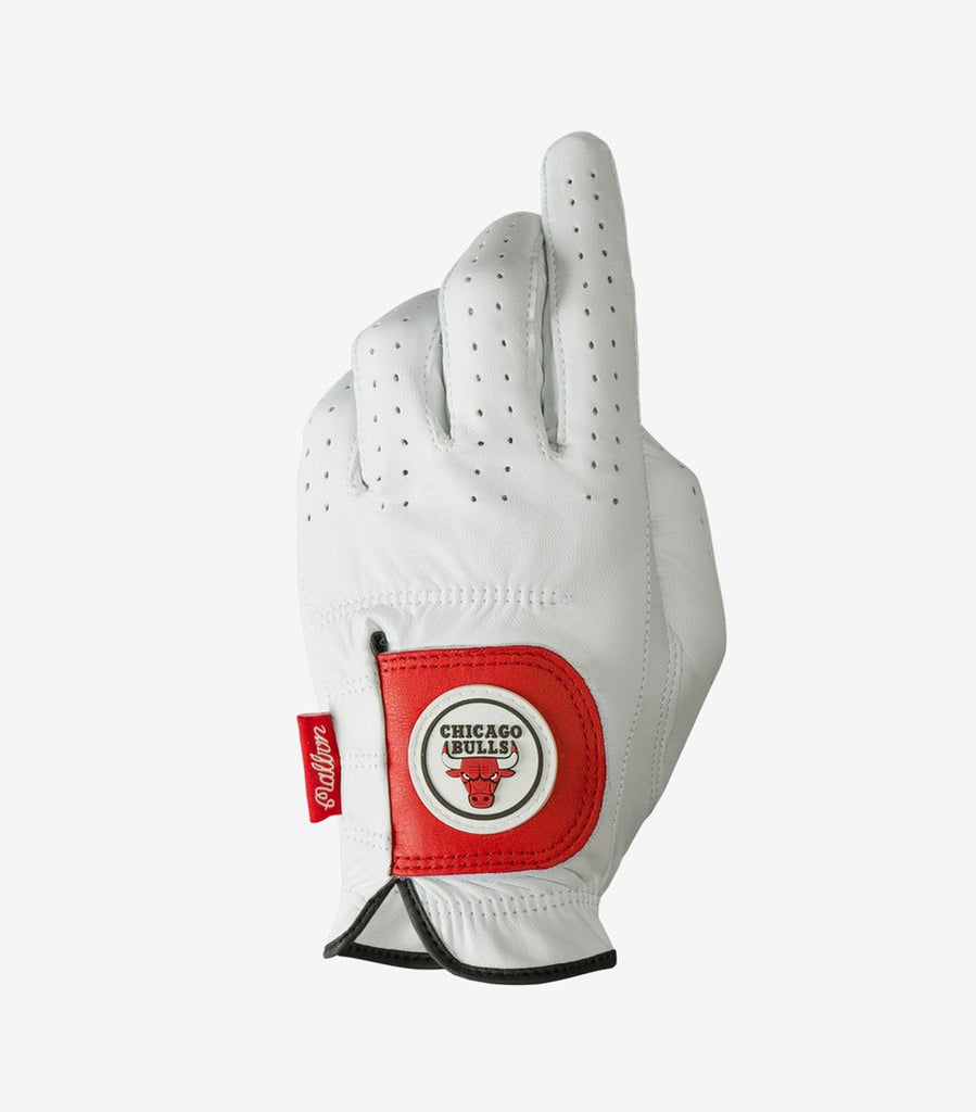ASHER GOLF GLOVE CHICAGO BULLS HOME
