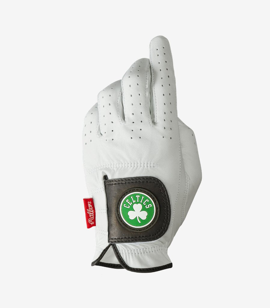 ASHER GOLF GLOVE BOSTON CELTICS HOME
