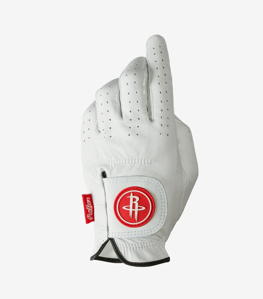 ASHER GOLF GLOVE HOUSTON ROCKETS HOME