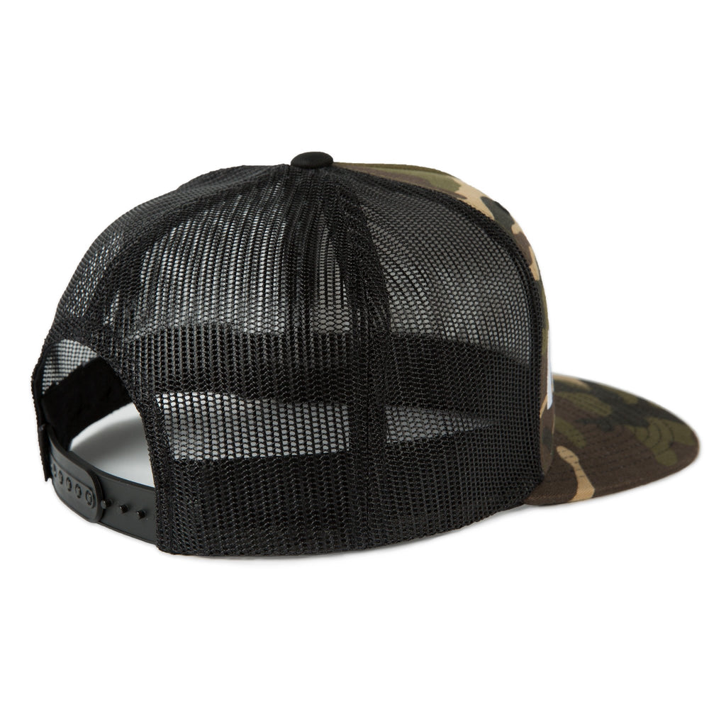 0c0d4f37 BIRDS OF CONDOR HACKER TRUCKER HAT