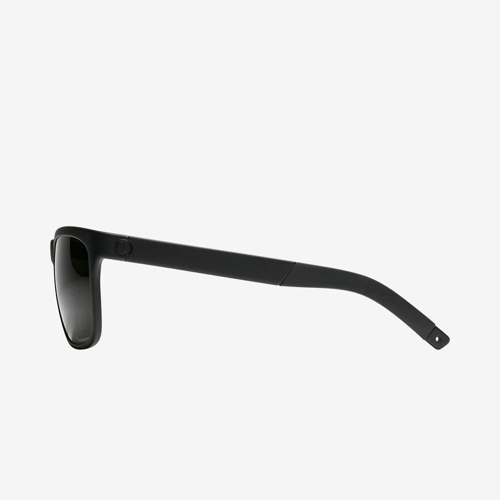 ELECTRIC KNOXVILLE S MATTE BLACK WITH GREY LENS