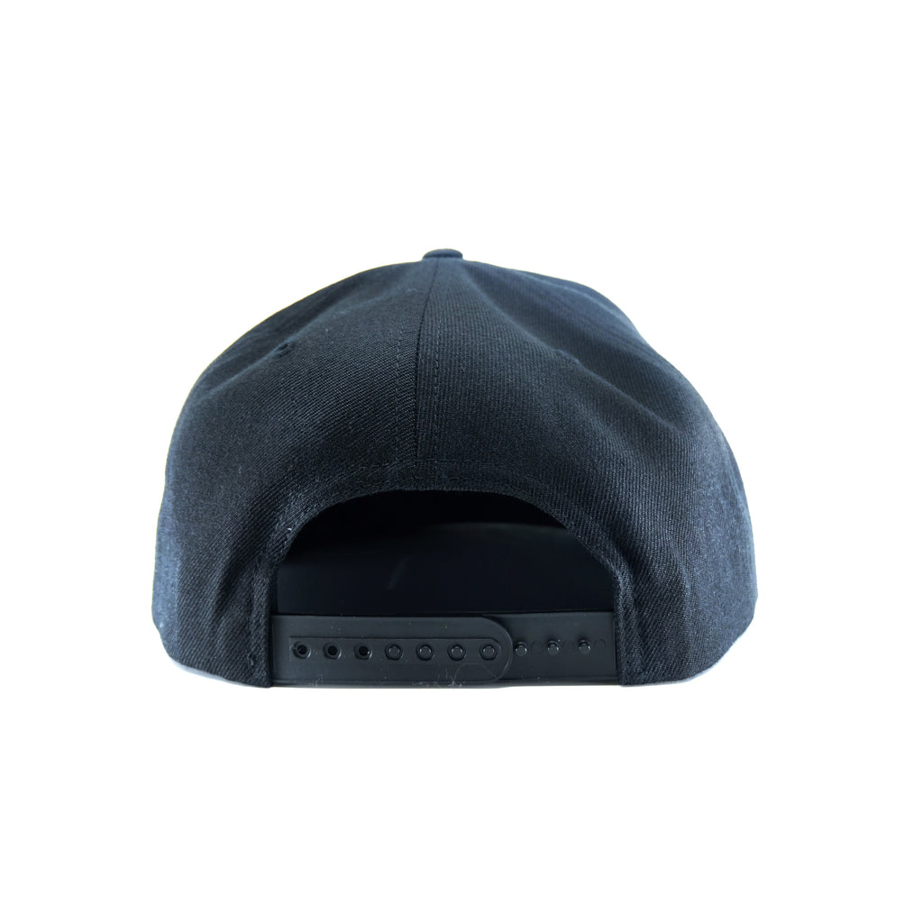 """EVERYTHING"" SNAPBACK (BLACK)"