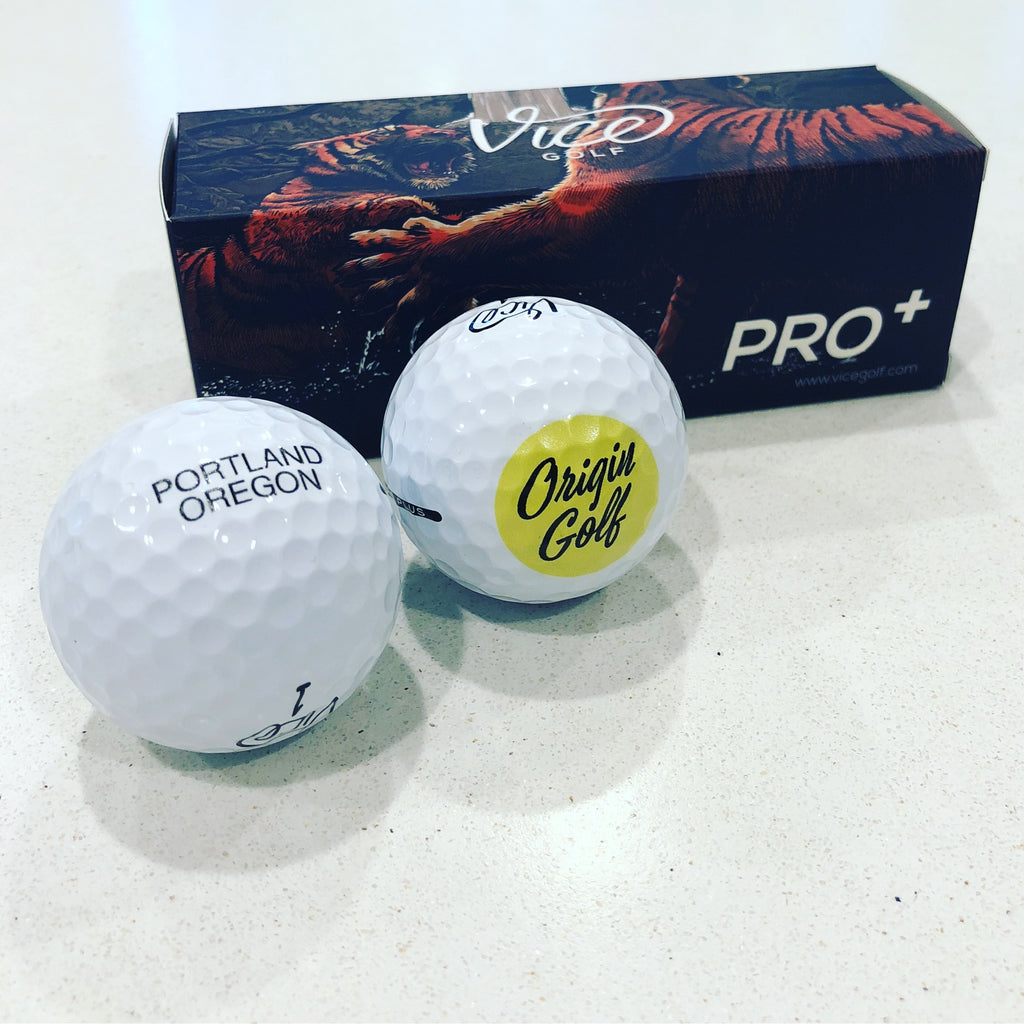 ORIGIN GOLF VICE BALLS