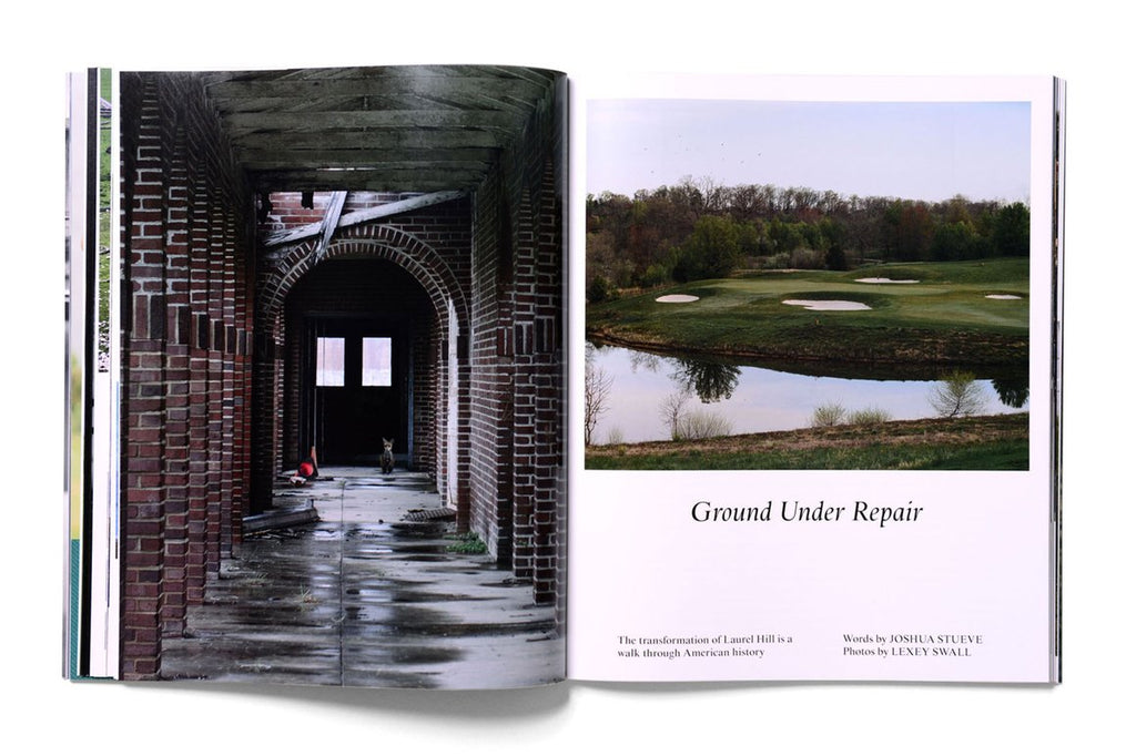 THE GOLFERS JOURNAL ISSUE 5