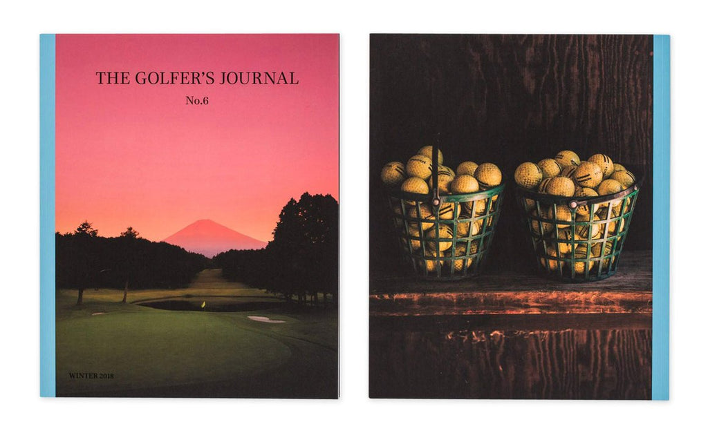 THE GOLFERS JOURNAL ISSUE 6