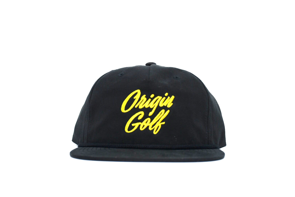 OG CADDY HAT - BLACK