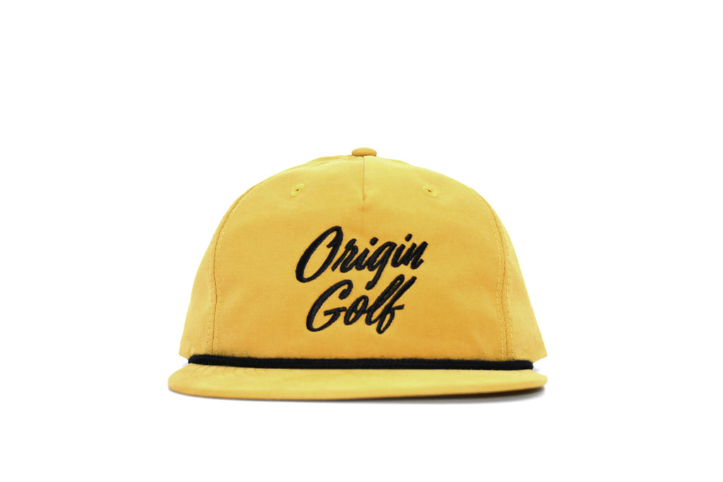 OG CADDY HAT - YELLOW