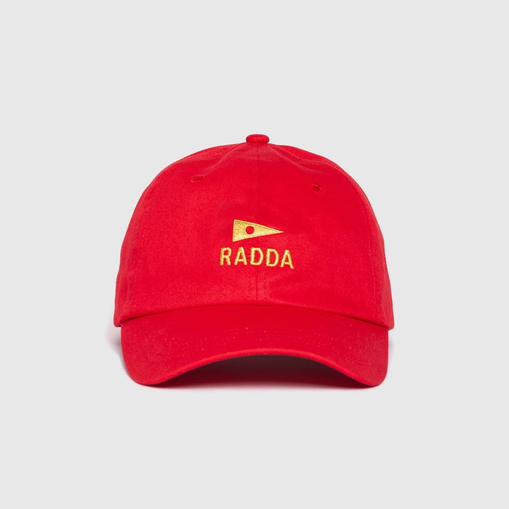 RADDA GOLF ROYAL COLOMBO HAT (RED)