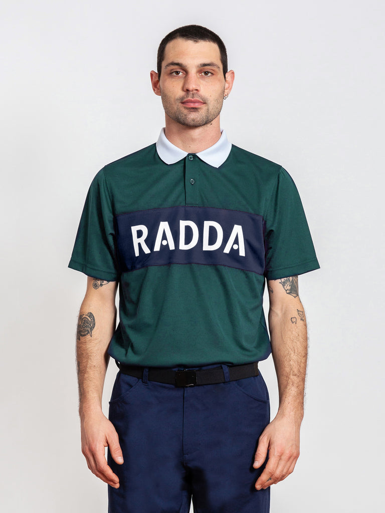 RADDA GOLF CAMP BONIFAS POLO (FORREST GREEN)