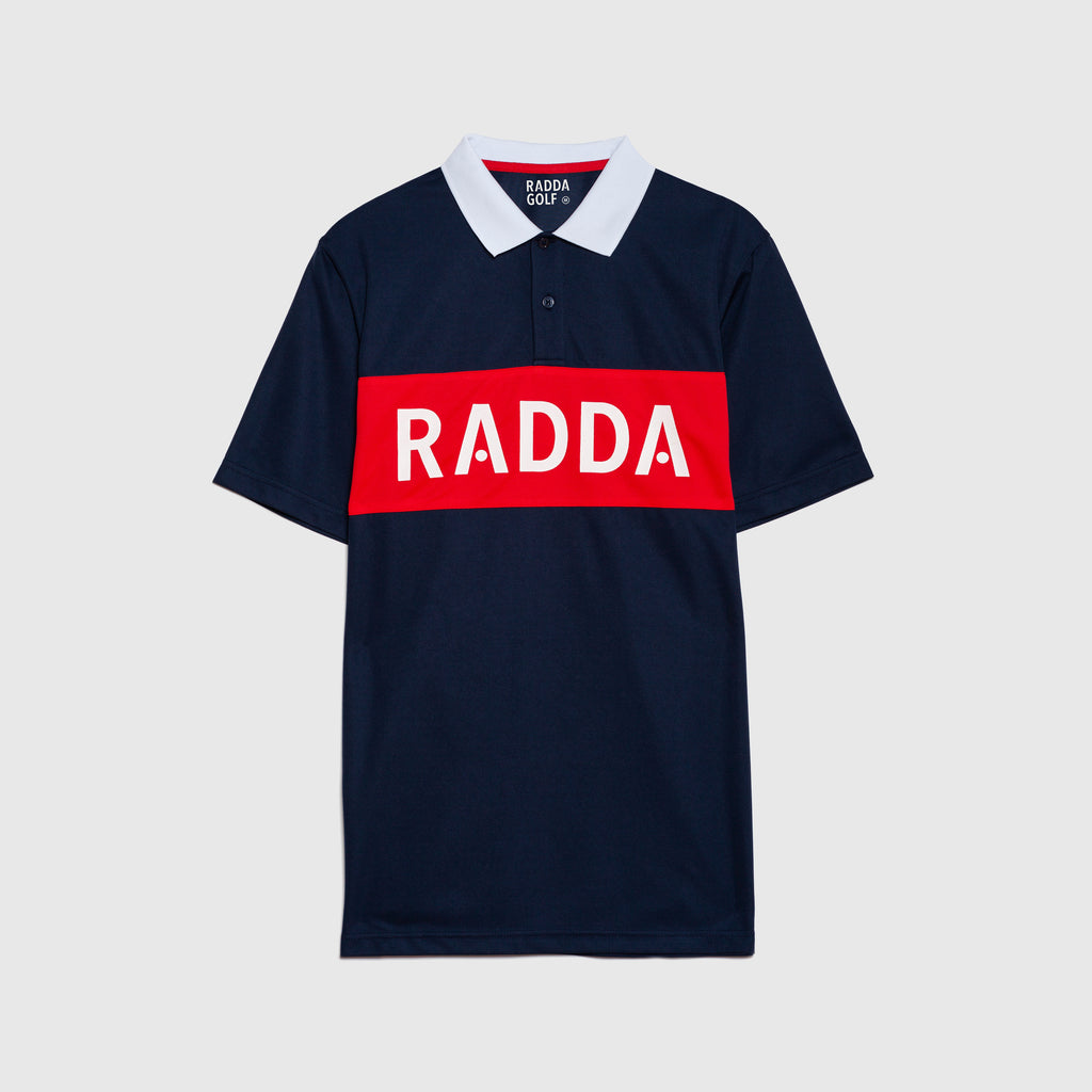 RADDA GOLF CAMP BONIFAS POLO (NAVY)