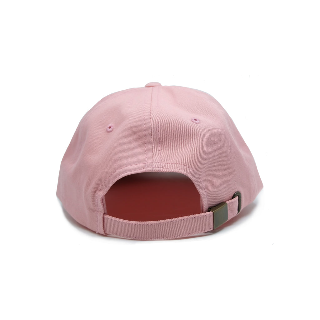 SCREAMIN BALL DAD HAT (PINK)