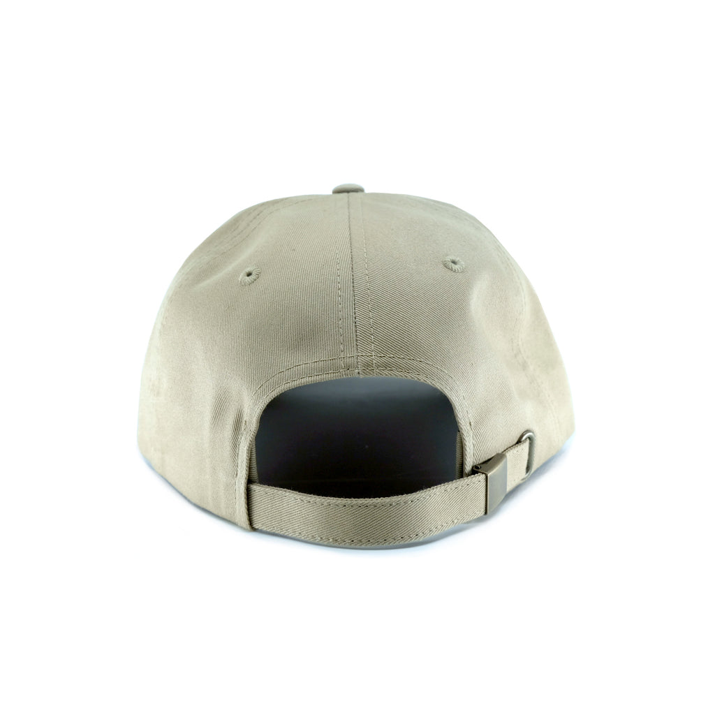 SCREAMIN BALL DAD HAT (KHAKI)