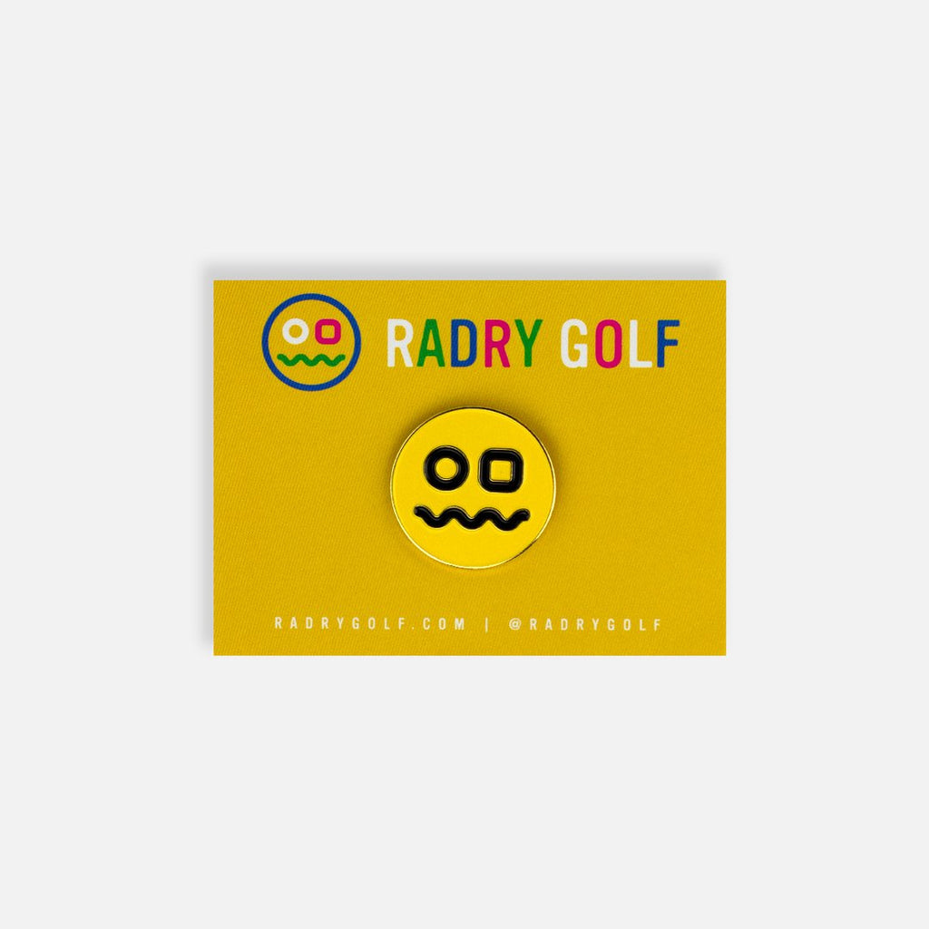 RADRY GOLF LOGO PIN