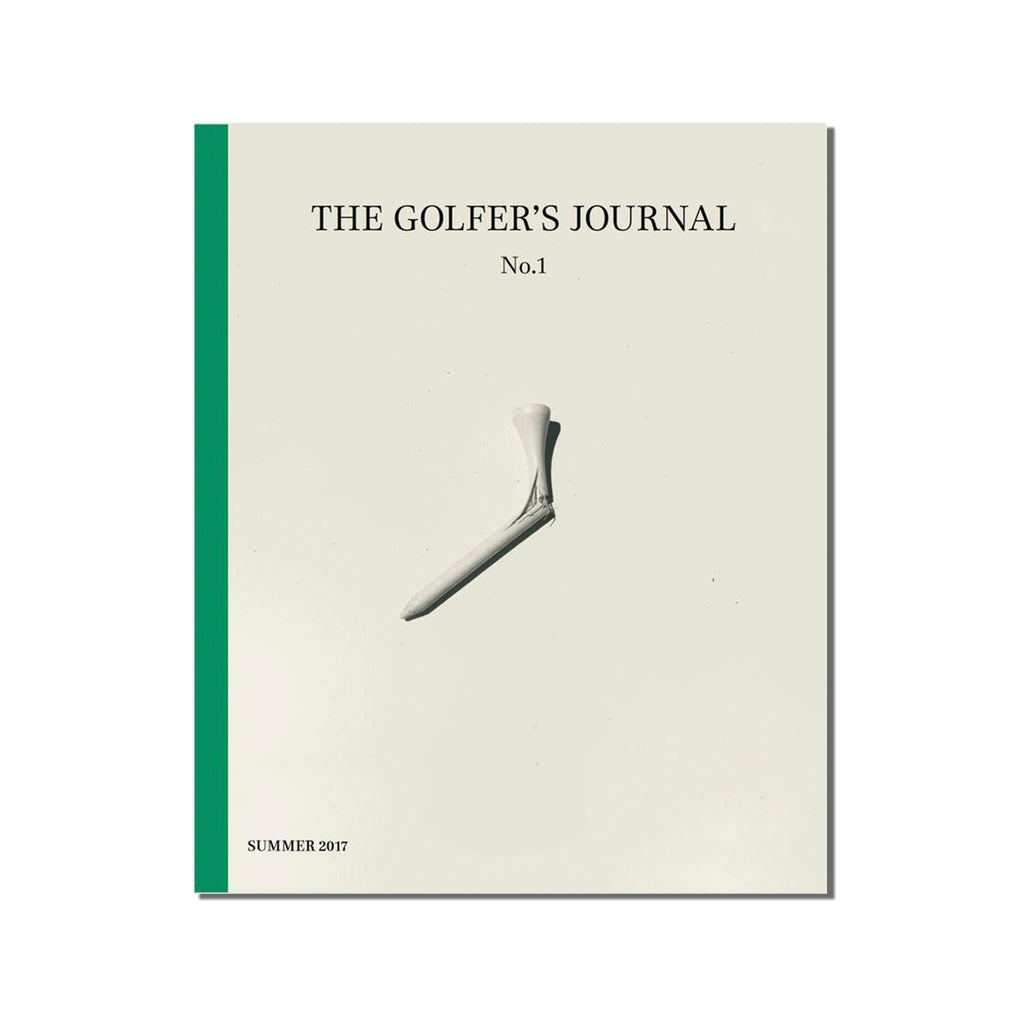 THE GOLFERS JOURNAL ISSUE 1