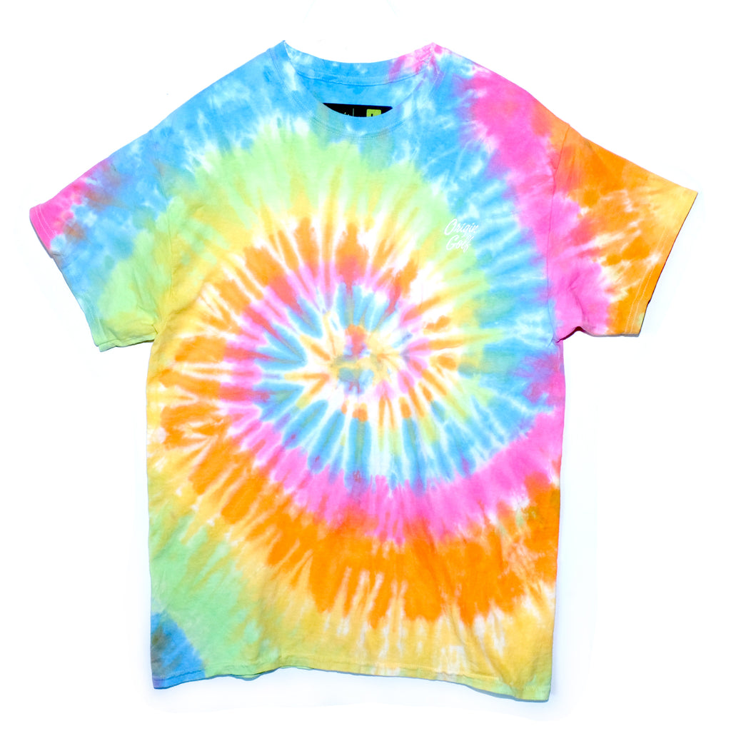 ORIGIN GOLF TIE DYE TEE (MULTI)