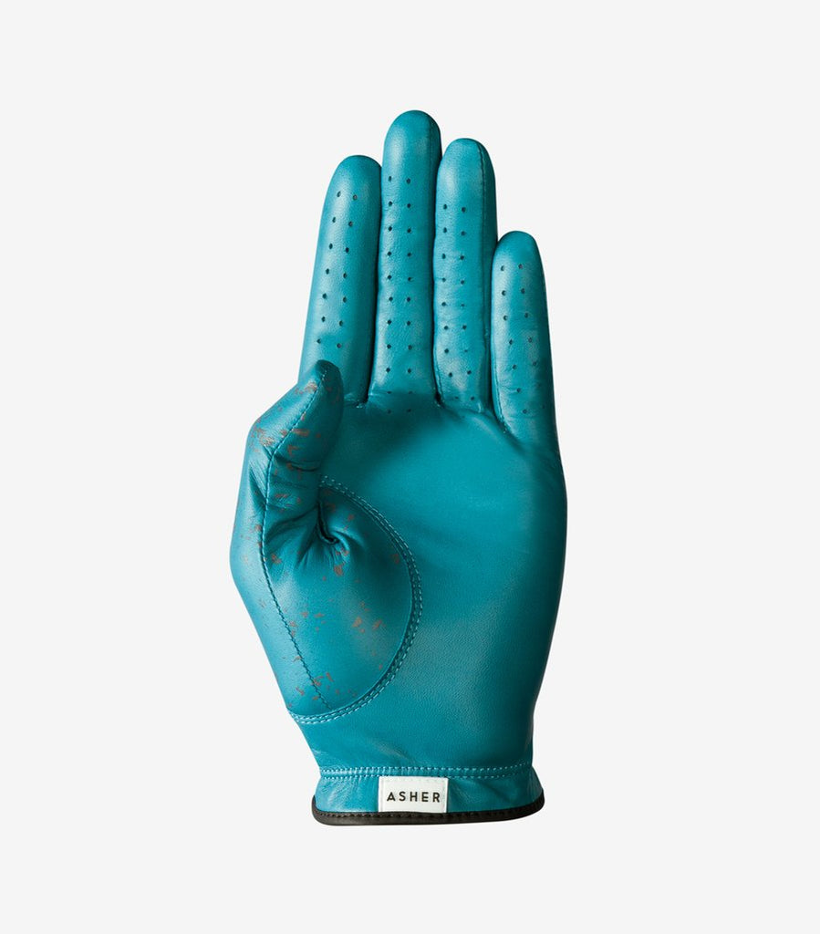 ASHER GOLF GLOVE PREMIUM OCEAN BREEZE