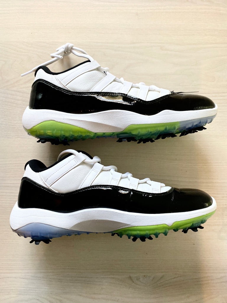 "JORDAN 11 GOLF SHOES ""CONCORDS"""