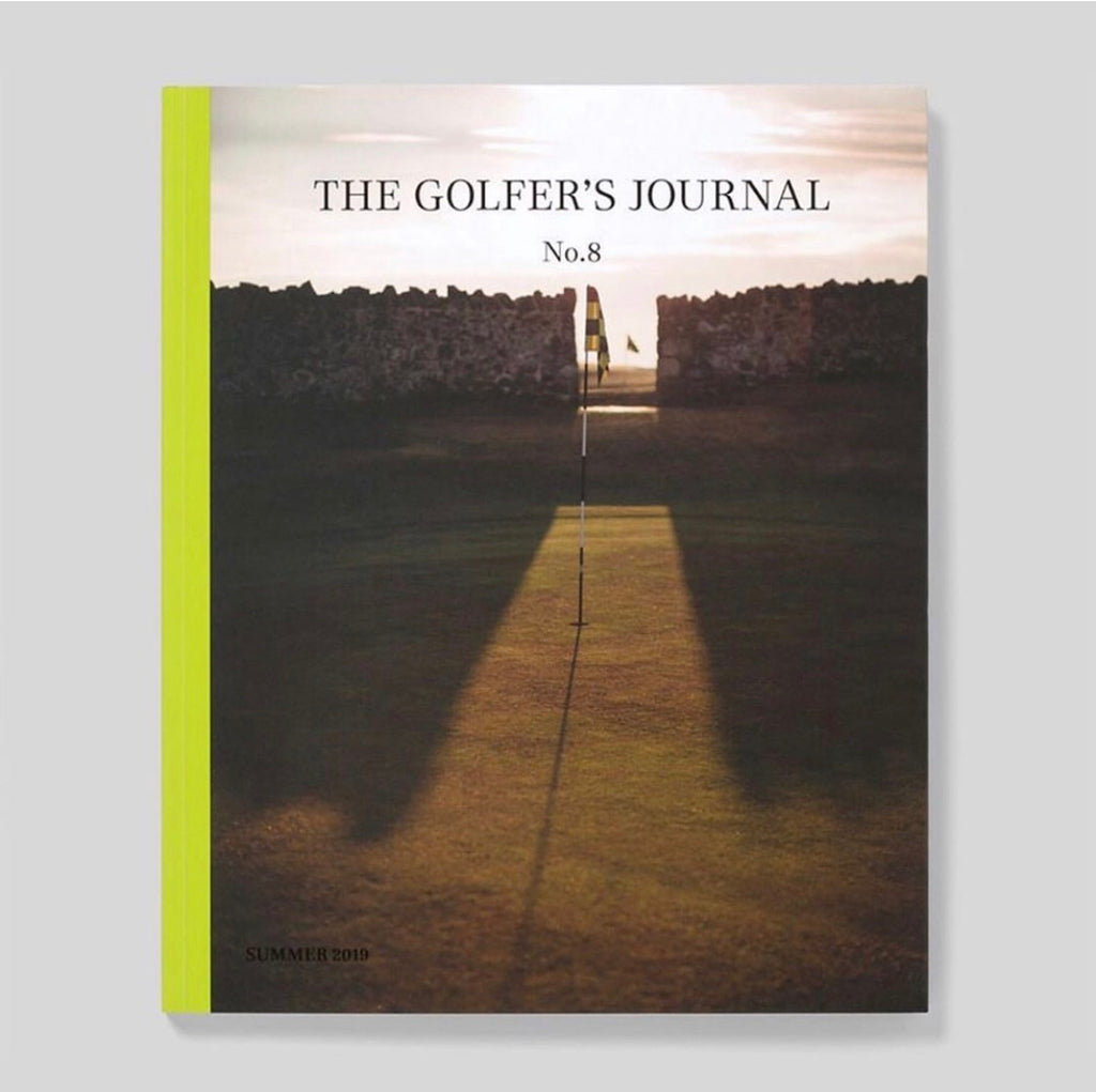 THE GOLFERS JOURNAL ISSUE 8