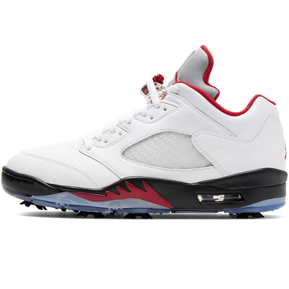 AIR JORDAN V GOLF SHOES OG - WHITE