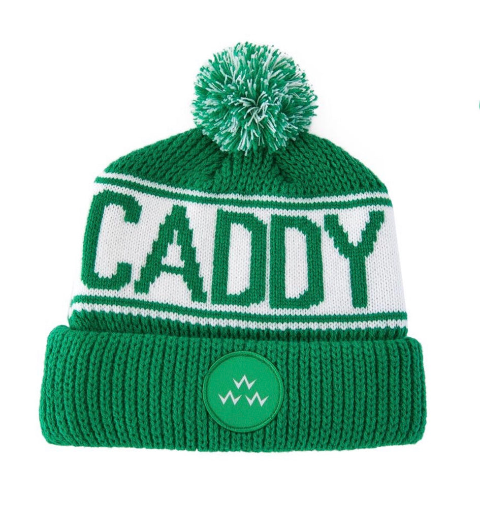 BIRDS OF CONDOR CADDY BEANIE