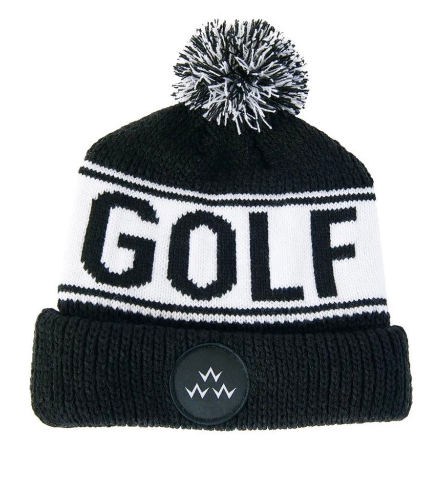 BIRDS OF CONDOR GOLF BEANIE