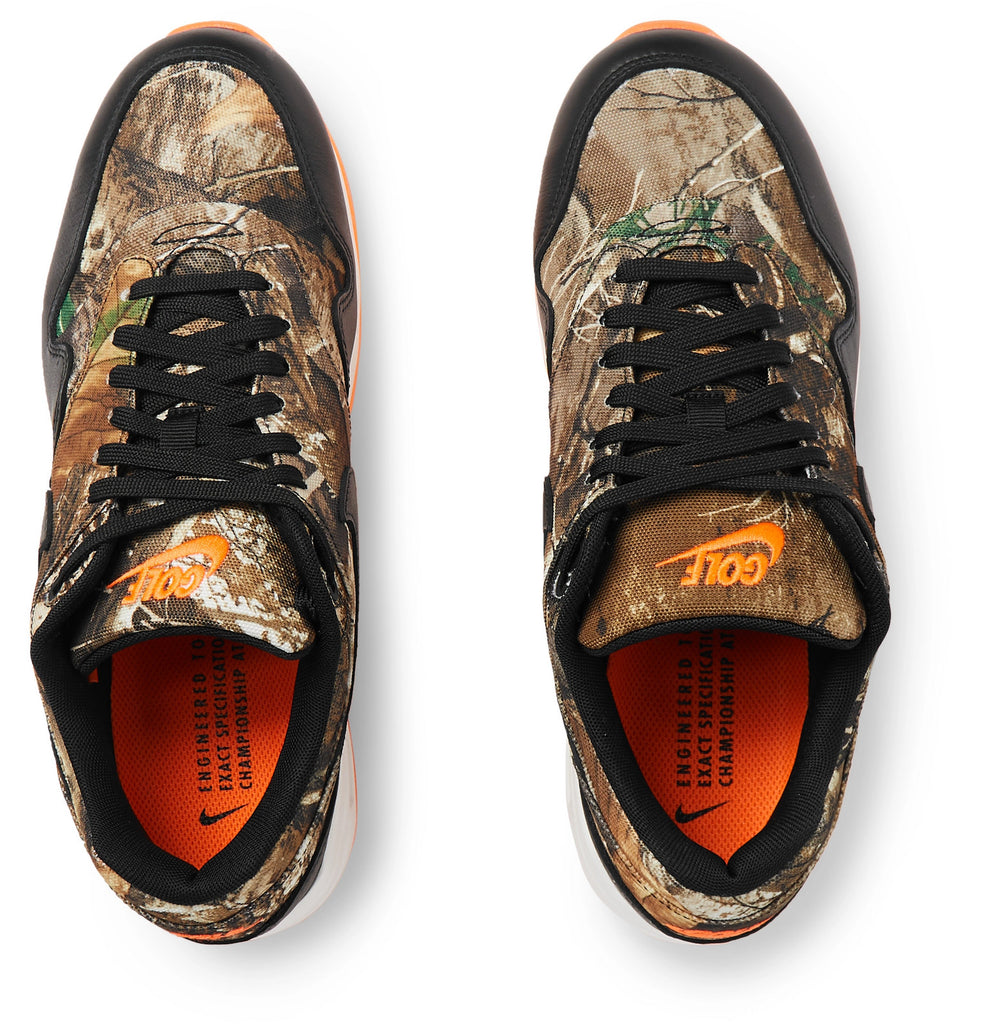 "NIKE AIR MAX 1 NRG ""REAL-TREE"" CAMO"