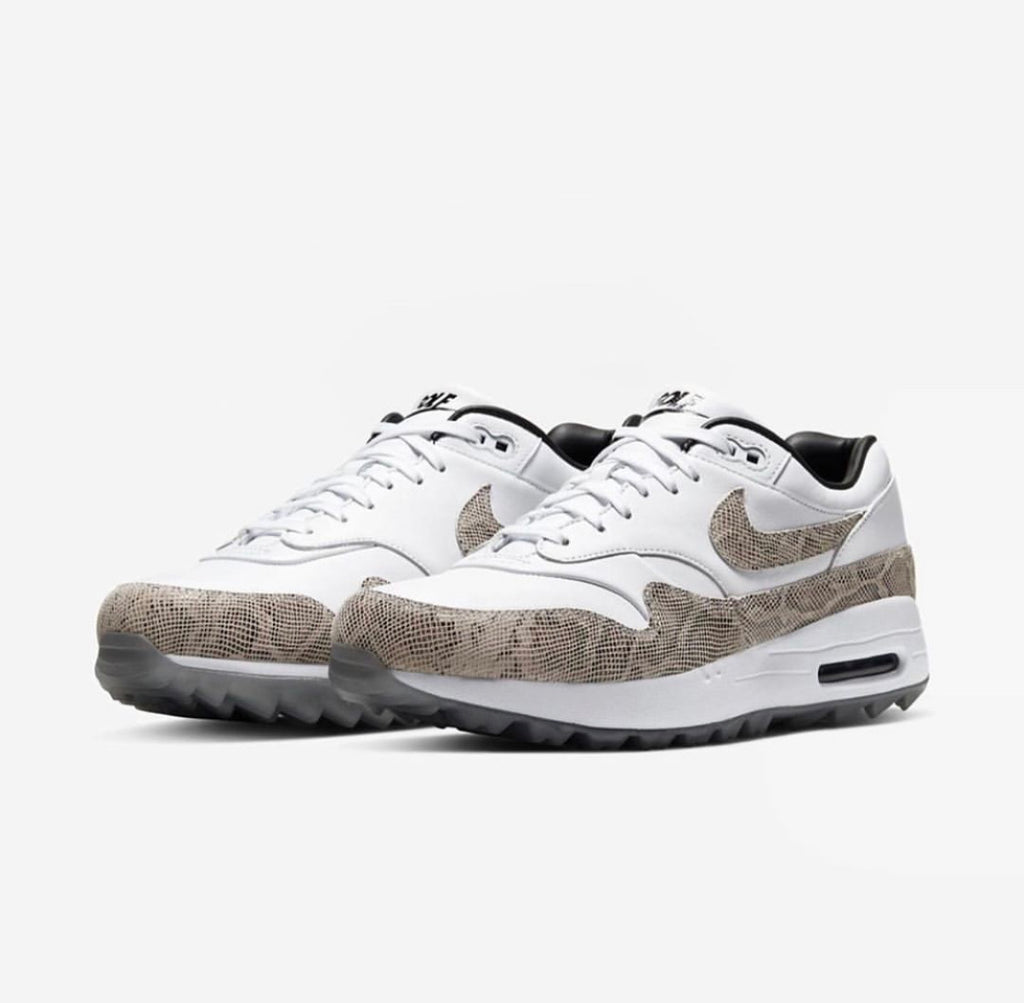 AIR MAX 1 NRG SNAKESKIN (WHITE)