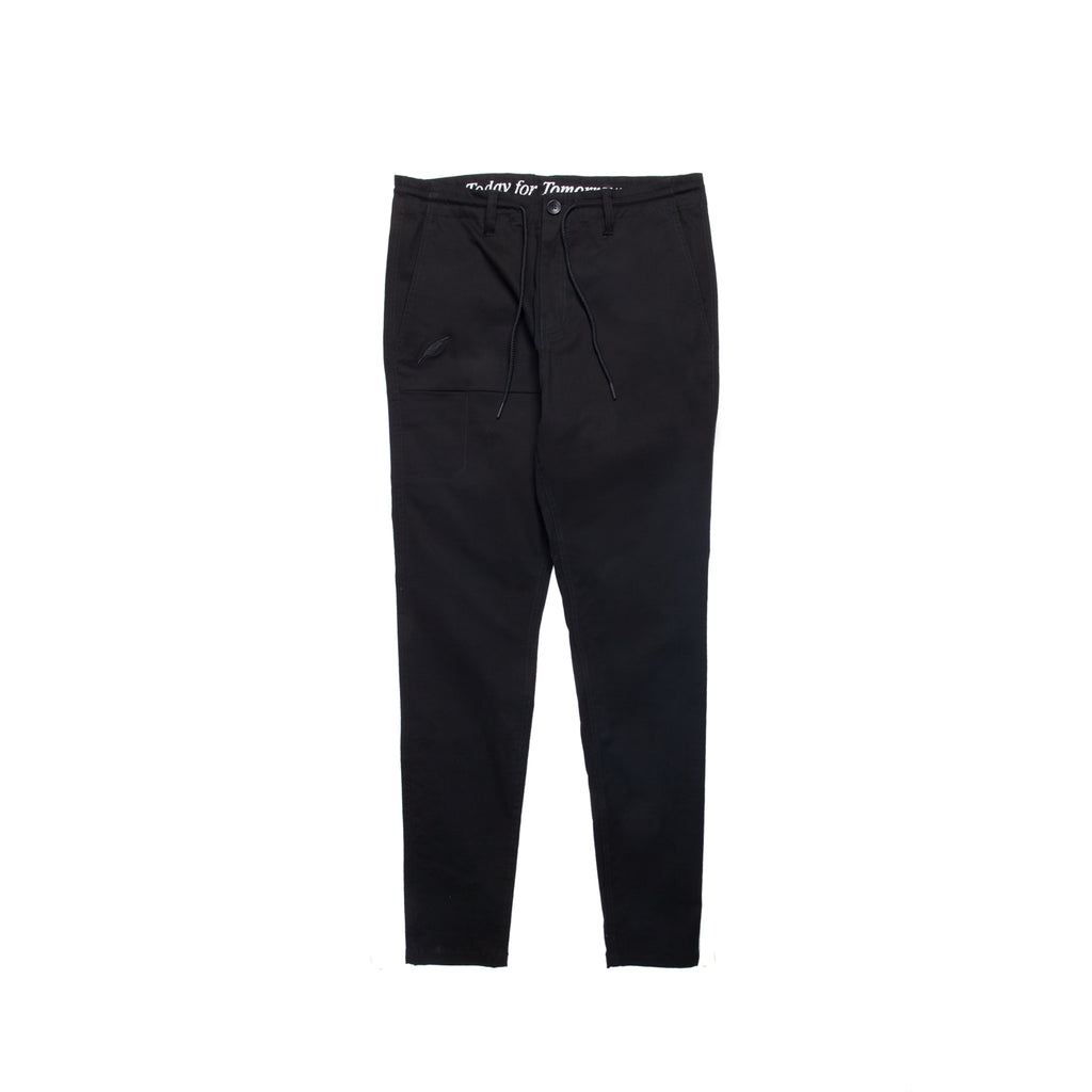 PUBLISH LIEF PANT (BLACK)