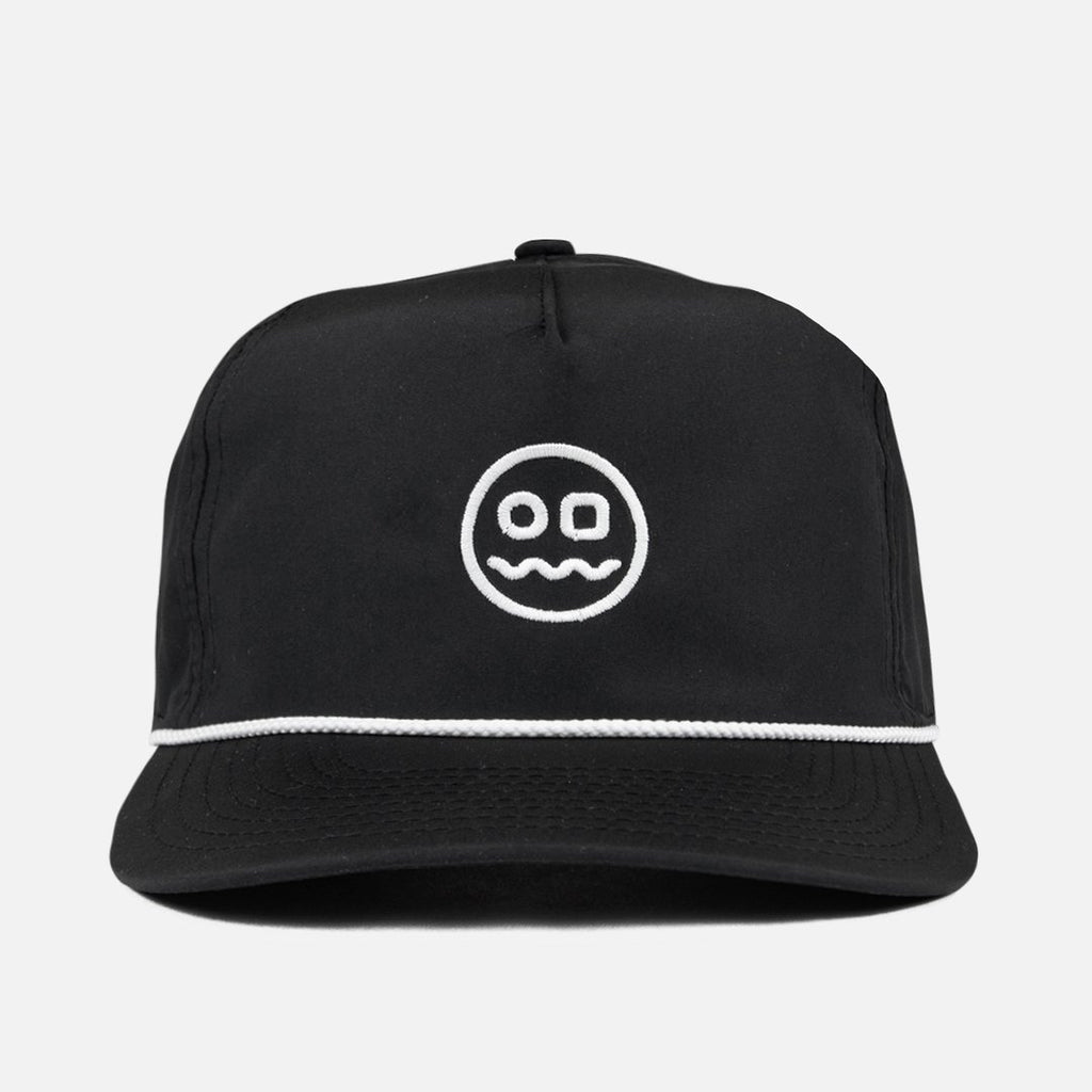 RADRY GOLF ROPE HAT (BLACK)