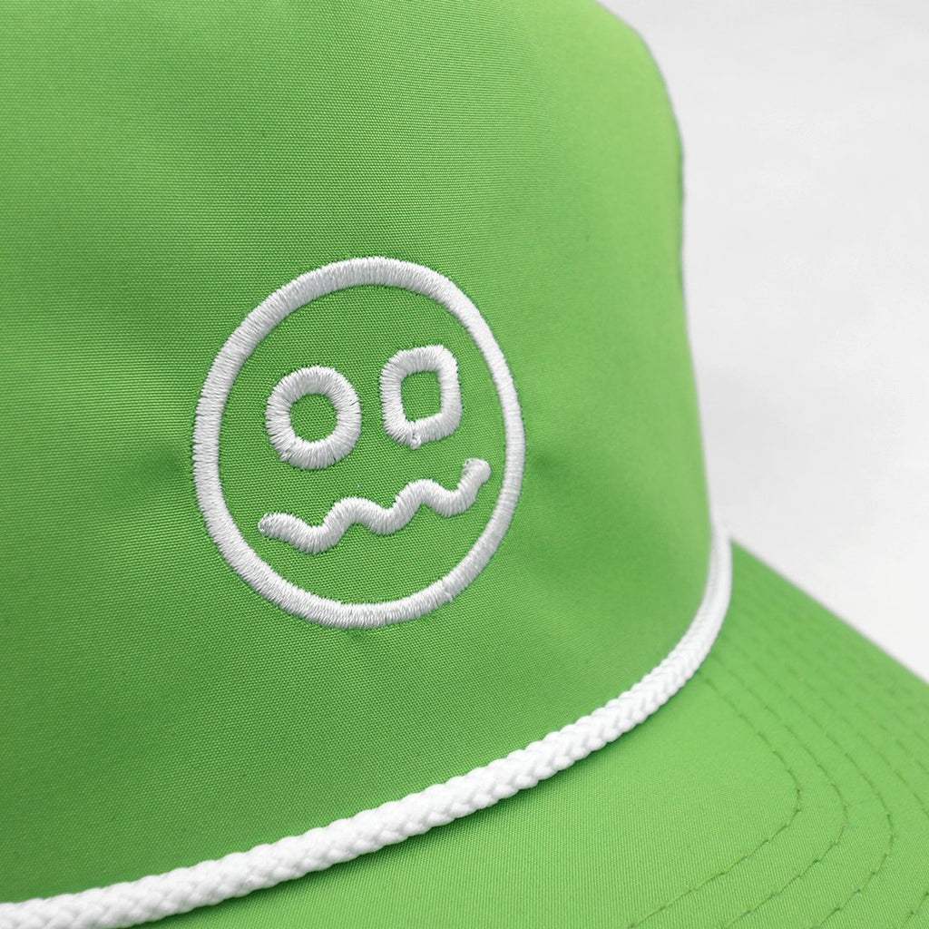 RADRY GOLF ROPE HAT (GREEN)