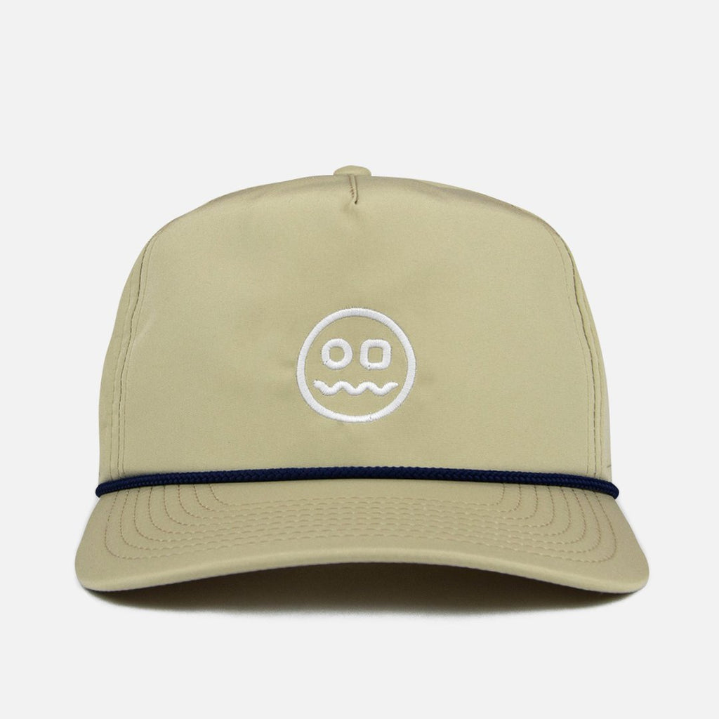 RADRY GOLF ROPE HAT (BEIGE)