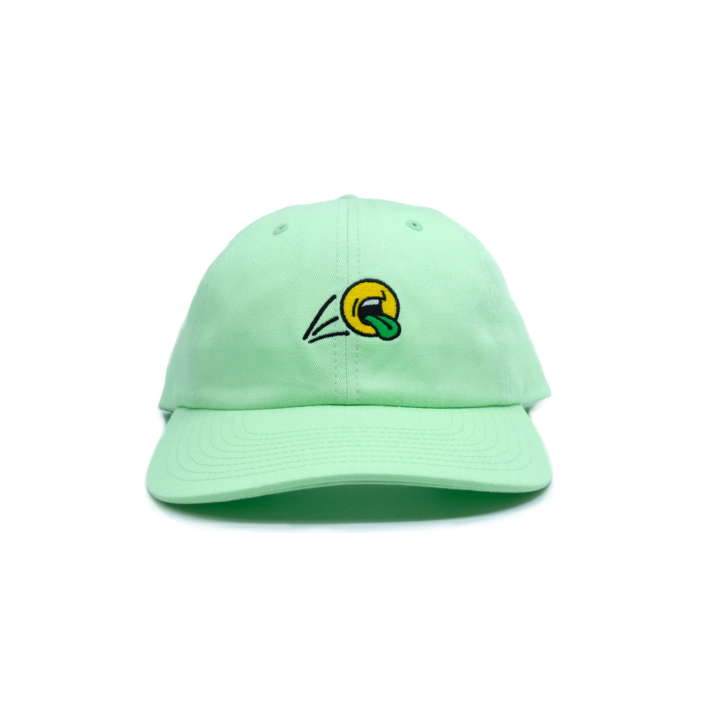 SCREAMIN BALL DAD HAT (GREEN)