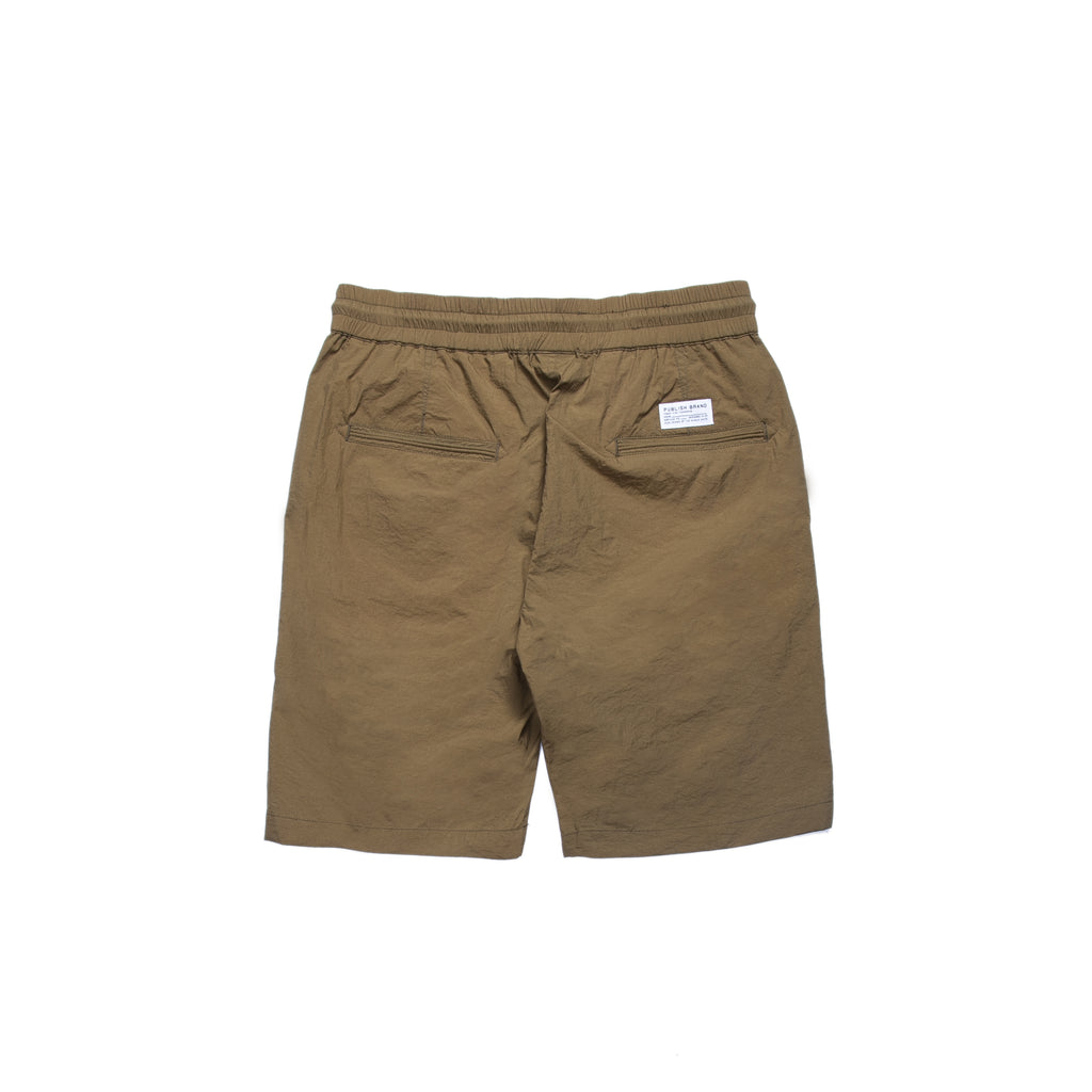 PUBLISH SPRINTER SHORT (OLIVE)