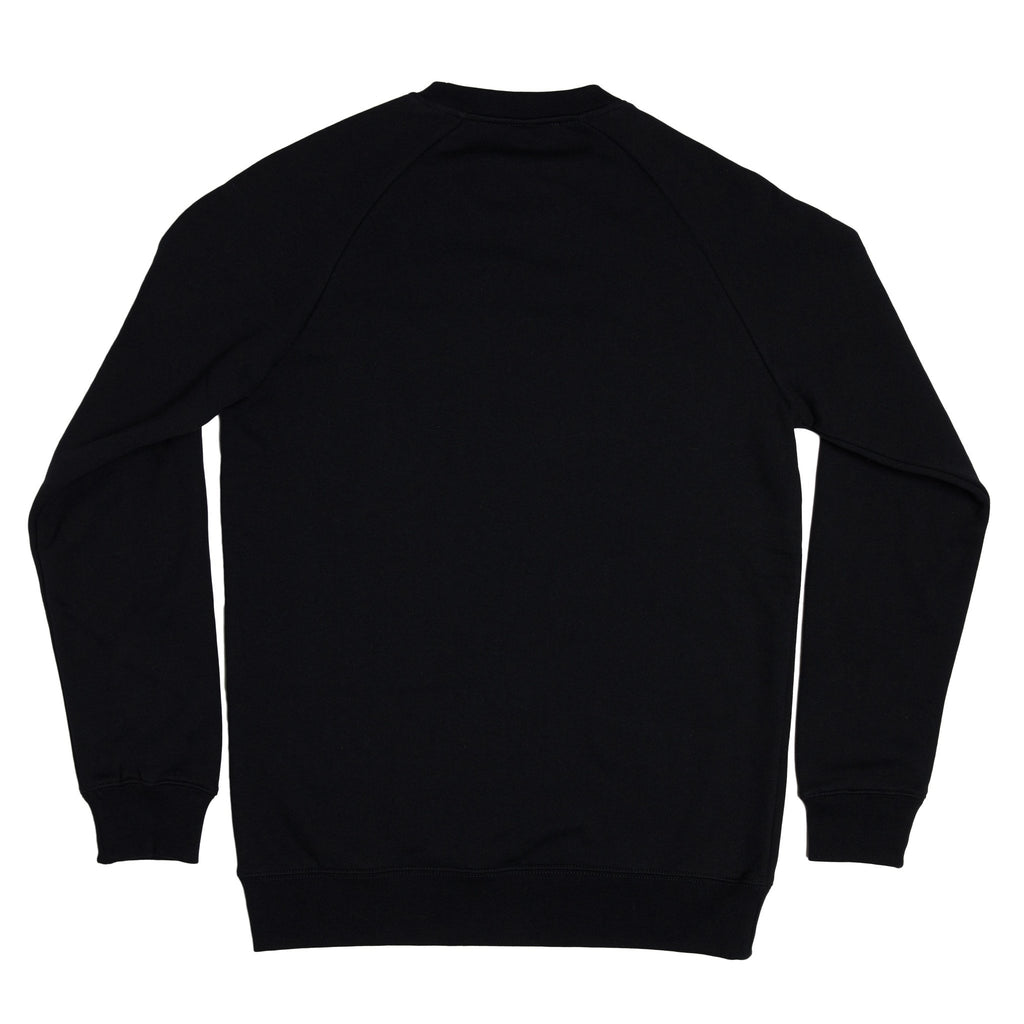 BIRDS OF CONDOR GOLF SUX CREW SWEATSHIRT (BLACK)