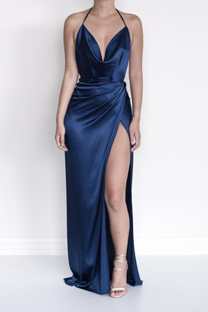 Judy Gao Couture Alina Wrap Dress