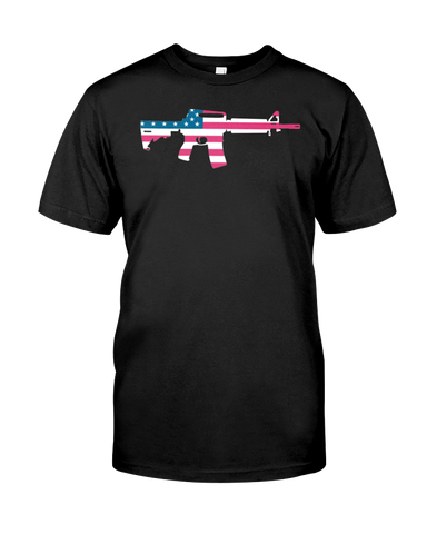 AR Black Rifle women's t-shirt