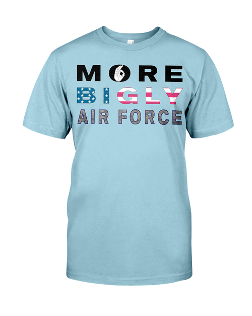 Military Air Force men's t-shirt