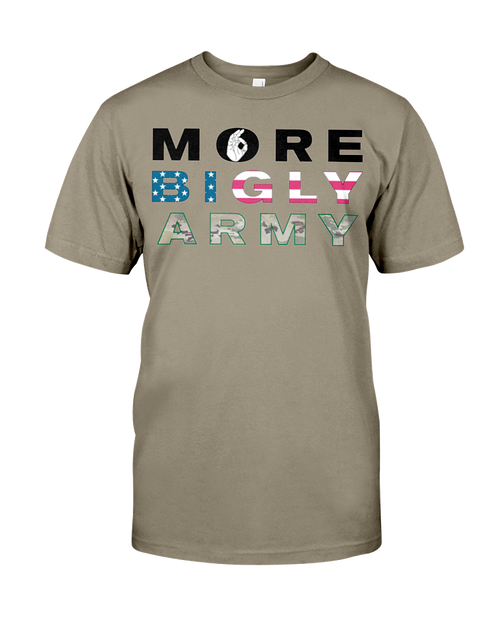 Military Army men's t-shirt