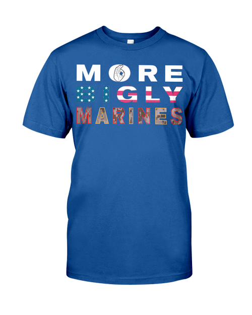 Military Marines men's t-shirt
