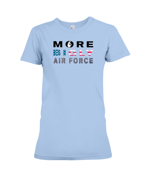 Military Air Force women's t-shirt